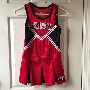 UGA cheer dress